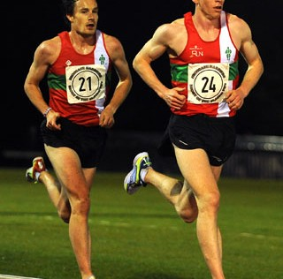Andy Vernon and Chris Thompson dominate UK Champs and European selection 10K