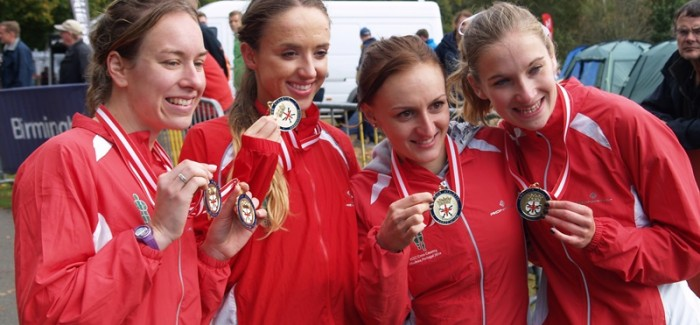 National road Relays October 2014 – AFD Ladies win 8 years running