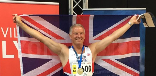 Allan Leiper – World Champion