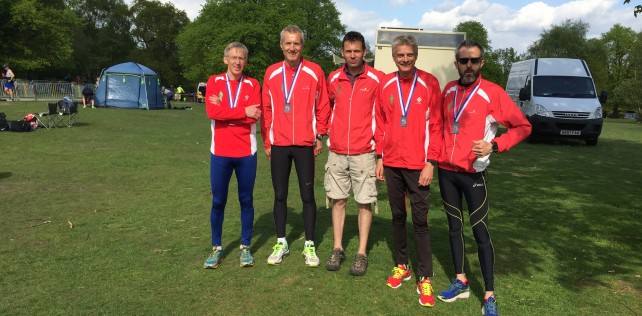 Masters Road Relays