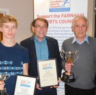 Farnham Sports Awards 2016