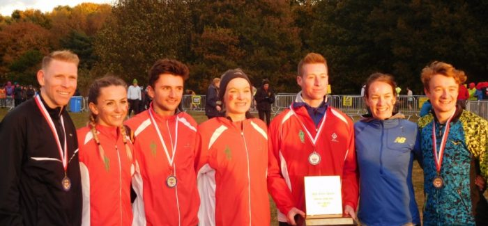 AFD take 5 titles at National CC Relays