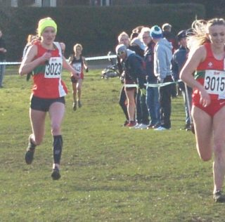 Another outstanding display by AFD at the SEAA Cross Country Championship