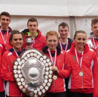 AFD Dominate at National Cross Country