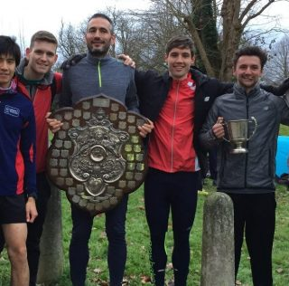 South of Thames Cross Country Champs