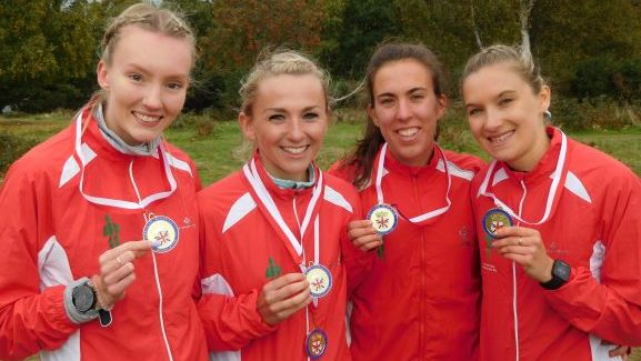 National Road Relays – AFD Women win for the 11 time in 12 years