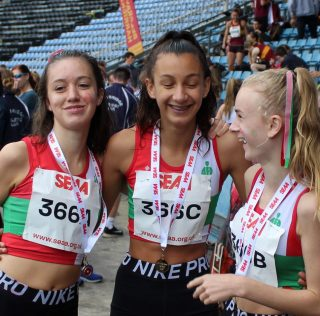 AFD Dominate Southern Road Relays