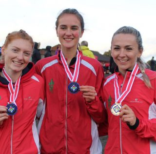 Victory for AFD at National Cross Country Relays