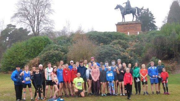 Boxing Day handicap and New Years Relay Results